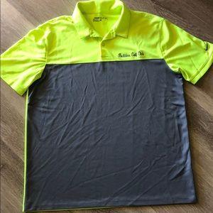 Men's Nike Golf Dri-Fit Polo size L